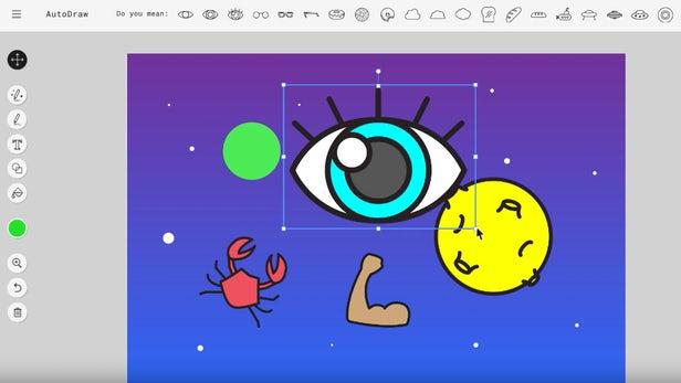 AutoDraw: ferramenta do Google que te ajuda a desenhar
