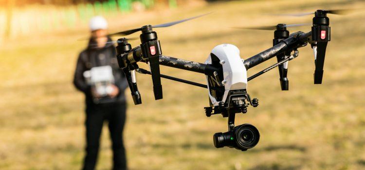 Conheça os multiusos do drone