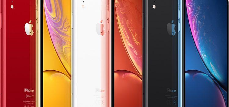 iPhone XR já chegou nos EUA com o valor mais barato da linha atual
